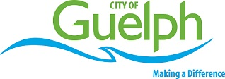 City of Guelph Logo; Making a difference